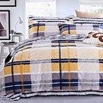 Комплект постельного белья из сатина SL-069 Cleo