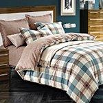 Комплект постельного белья из сатина SL-074 Cleo