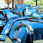 Комплект постельного белья из полисатина 084-PS Cleo