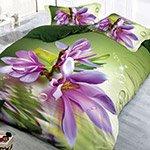 Комплект постельного белья из полисатина 088-PS Cleo