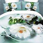 Комплект постельного белья из полисатина 090-PS Cleo
