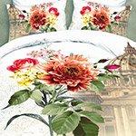 Комплект постельного белья из полисатина 091-PS Cleo