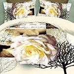 Комплект постельного белья из полисатина 092-PS Cleo