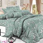 Комплект постельного белья из полисатина 099-PS Cleo