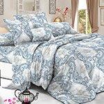 Комплект постельного белья из полисатина 102-PS Cleo