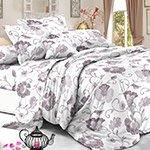 Комплект постельного белья из полисатина 105-PS Cleo