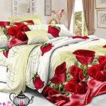 Комплект постельного белья из полисатина 120-PS Cleo