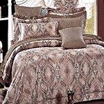 Комплект постельного белья из сатина SL-122 Cleo