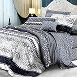 Комплект постельного белья из сатина SL-132 Cleo
