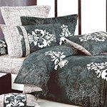 Комплект постельного белья из сатина SK-315 Cleo