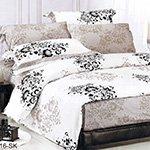 Комплект постельного белья из сатина SK-316 Cleo