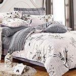 Комплект постельного белья из сатина SK-318 Cleo