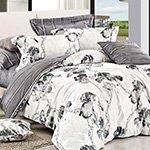 Комплект постельного белья из сатина SK-319 Cleo