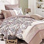 Комплект постельного белья из сатина SK-321 Cleo