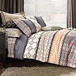 Комплект постельного белья из сатина SK-323 Cleo