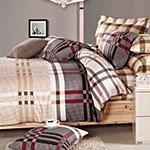 Комплект постельного белья из сатина SK-324 Cleo