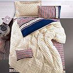 Комплект постельного белья из сатина SK-329 Cleo