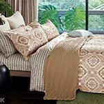 Комплект постельного белья из сатина SK-332 Cleo