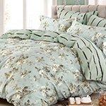 Комплект постельного белья из сатина SK-334 Cleo