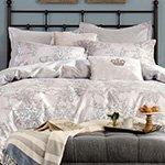 Комплект постельного белья из сатина SK-337 Cleo