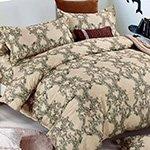 Комплект постельного белья из сатина SK-342 Cleo