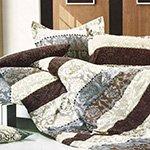 Комплект постельного белья из сатина SK-348 Cleo