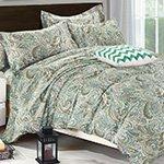 Комплект постельного белья из сатина SK-349 Cleo