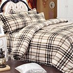 Комплект постельного белья из сатина SK-353 Cleo