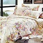 Комплект постельного белья из сатина SL-134 Cleo