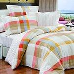 Комплект постельного белья из сатина SL-015 Cleo