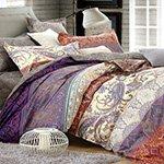 Комплект постельного белья из сатина SL-019 Cleo