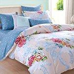 Комплект постельного белья из сатина SL-033 Cleo