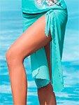 Парео, туники, пляжные платья