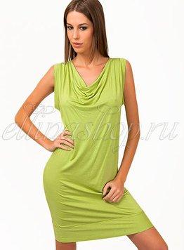 318714E Классика Платье салатовое Orydes