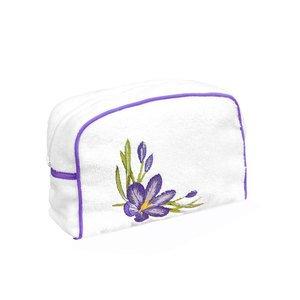 Косметичка махровая Blossom Soft cotton