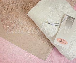 Melis махровое полотенце Softcotton