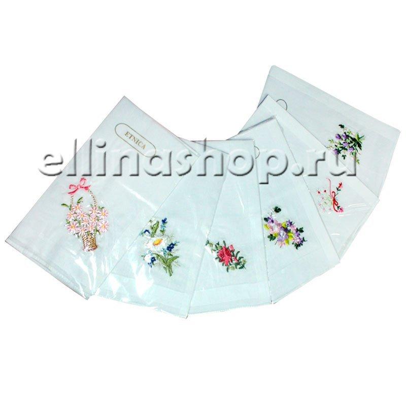 PV50 Платки носовые в подарочной упаковке (1шт.)