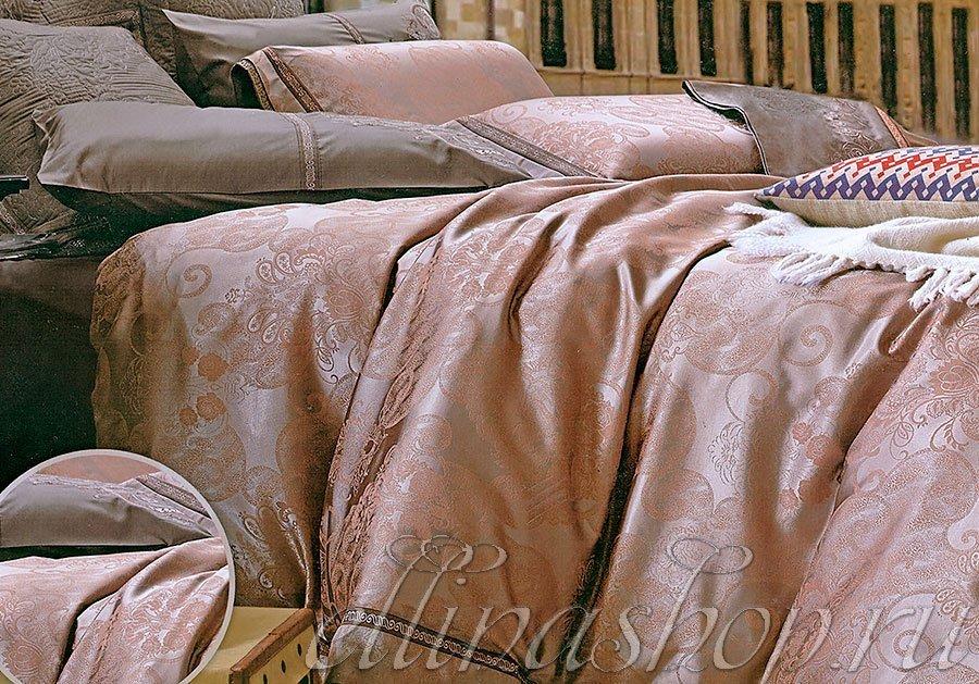 JC-027 Bridget комплект жаккардового белья с вышивкой Afrodita