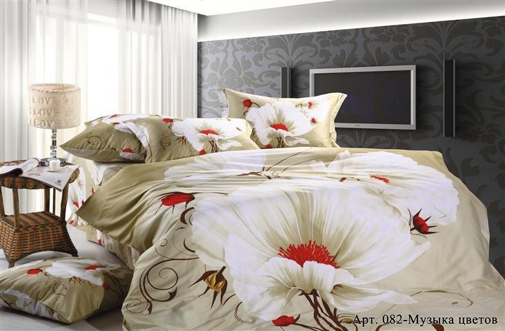 082 Музыка цветов - постельное белье Afrodita