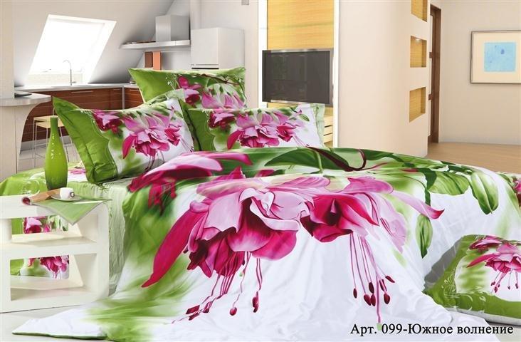 099 Южное волнение - постельное белье Afrodita
