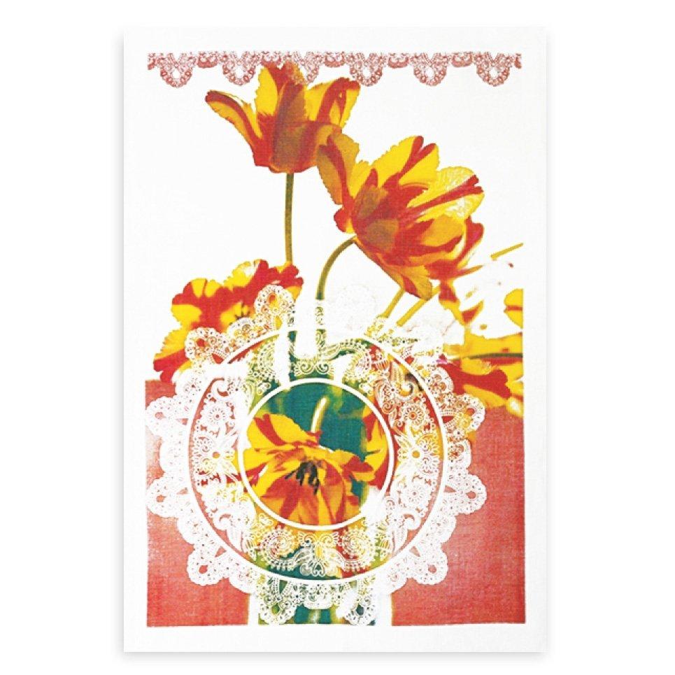 Полотенце льняное (50x70) 09с93 Мечта-3