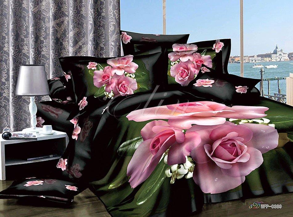 004 Ночная роза отдельные предметы из комплекта Elin