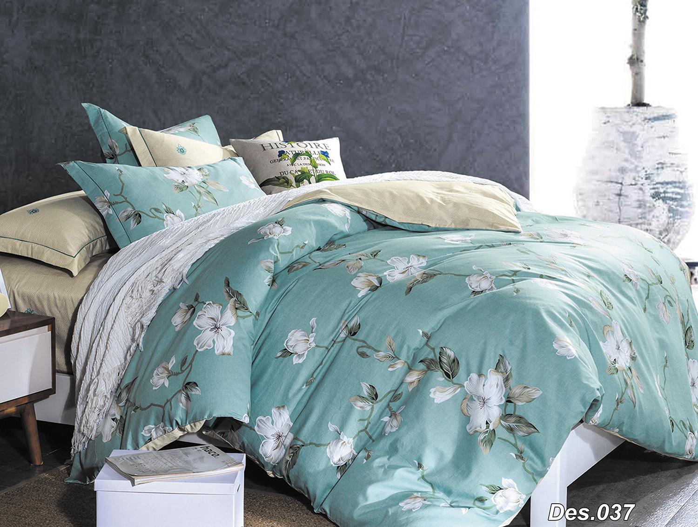 Комплект постельного белья из сатина PS-242 Elin