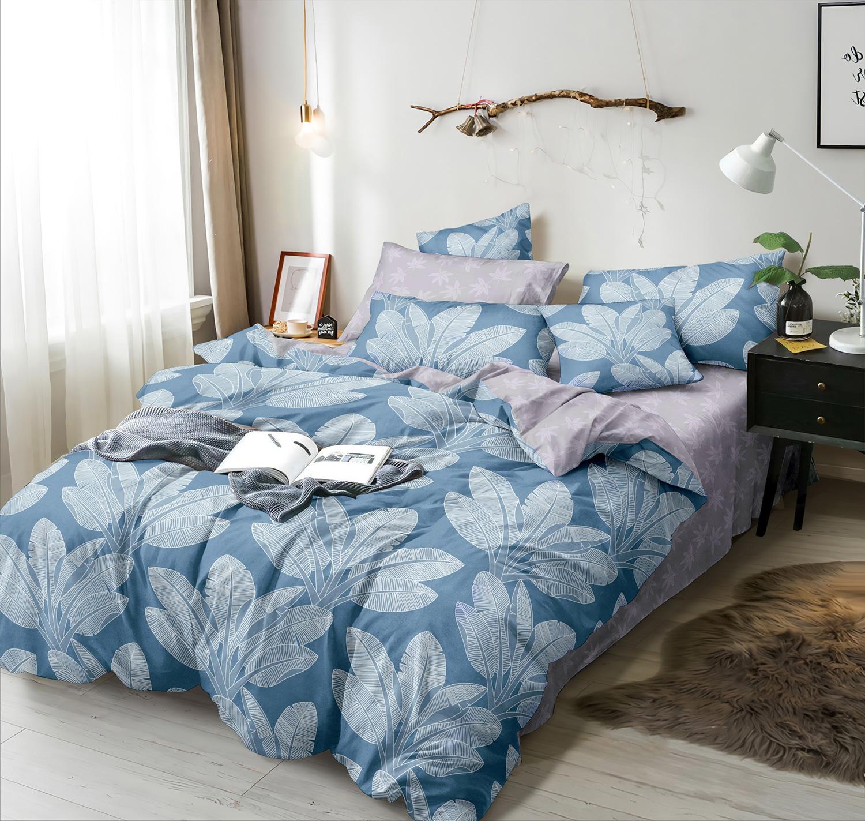 Сатиновое постельное белье PS-256 Elin