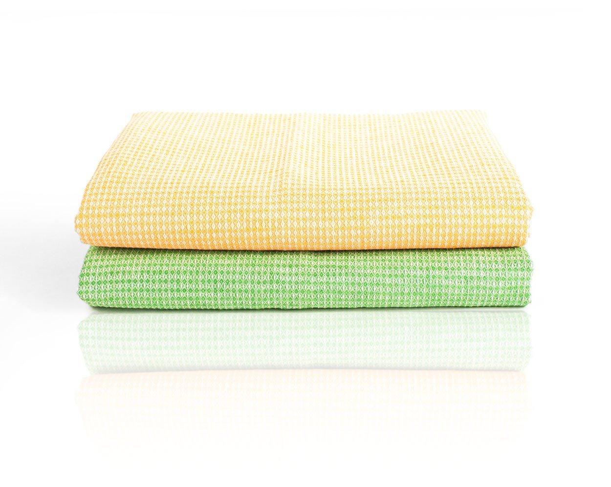14c105 Вафелька - вафельные полотенца, простыни для сауны Elin