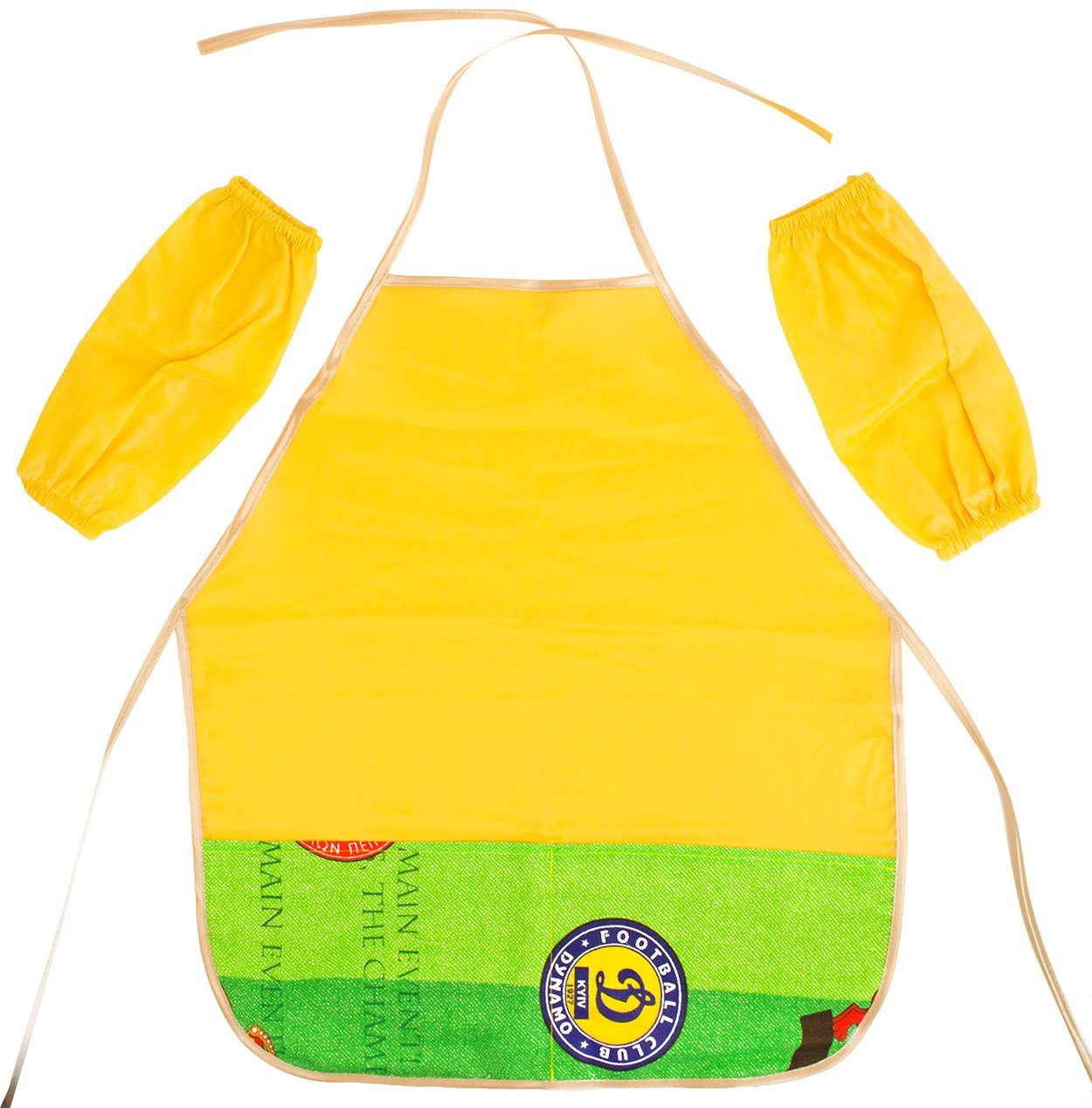 Клубный - набор для детского творчества на 7 - 10 лет (фартук+манжеты) Elin