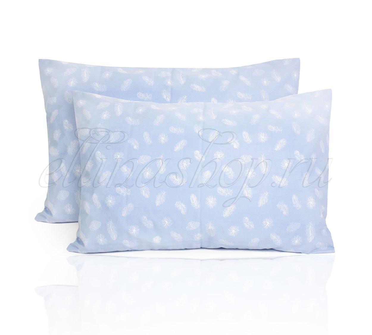 Перышки наволочка (наперник) на подушку Elin