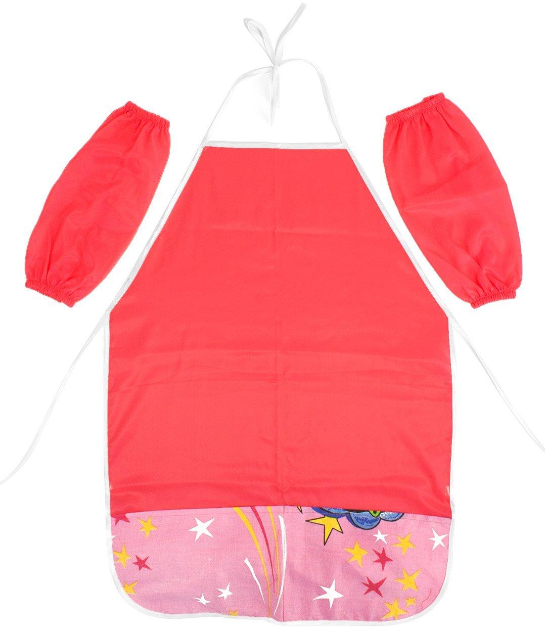 Звезда - набор для детского творчества на 7 - 10 лет (фартук+манжеты) Elin