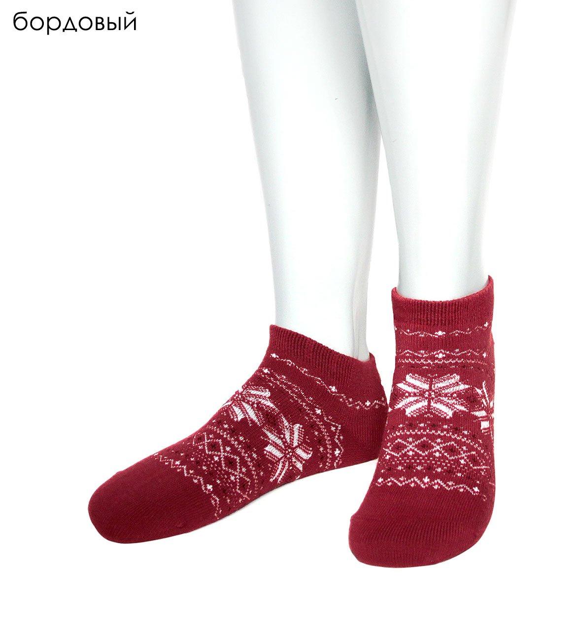 Женские шерстяные носки 17D4 Grinston