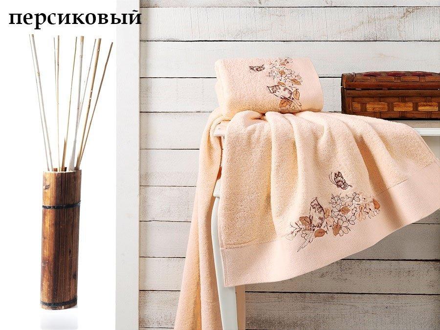 Eva комплект махровых полотенец 2шт. Karna